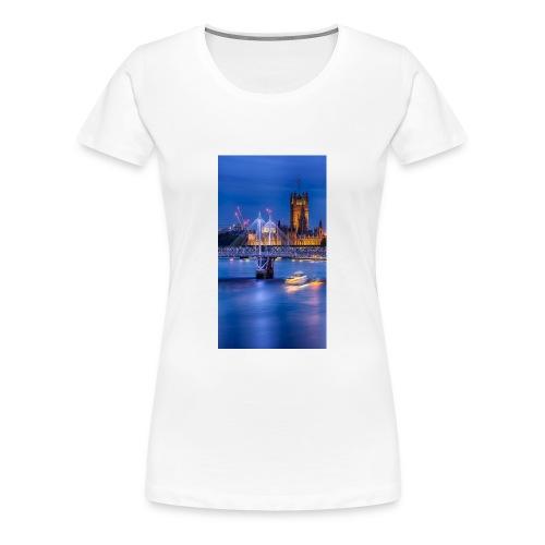 Peace full - Women's Premium T-Shirt