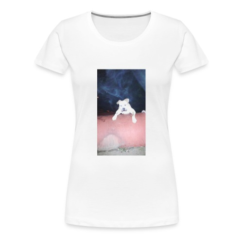 What you looking at - Women's Premium T-Shirt