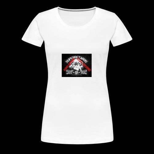 elsace-supermot - T-shirt Premium Femme