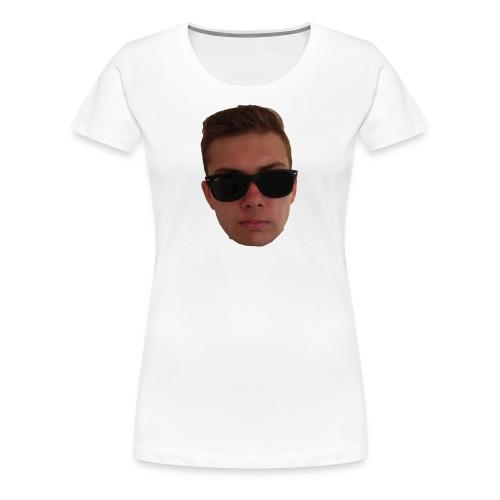 Face Normal diggi - Frauen Premium T-Shirt