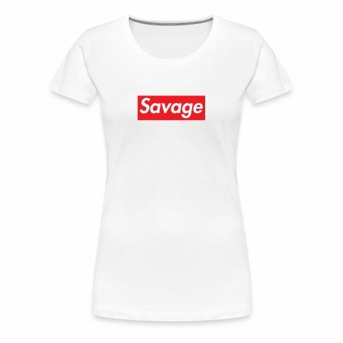Savage Collection-Massimo Piccione - Maglietta Premium da donna