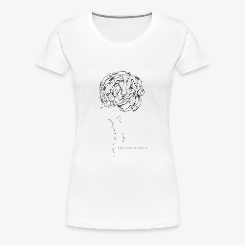 grafica t shirt nuova - Maglietta Premium da donna