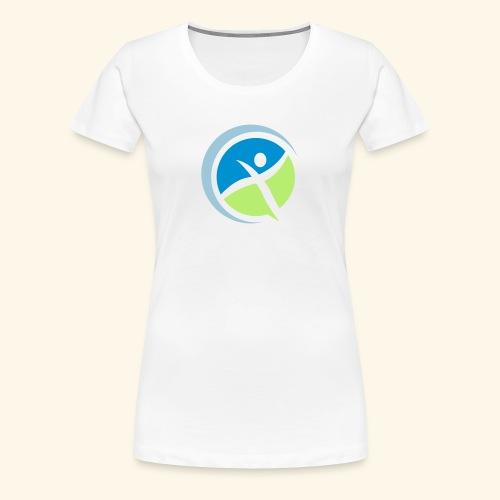 Gesund und leistungsfähig - Frauen Premium T-Shirt