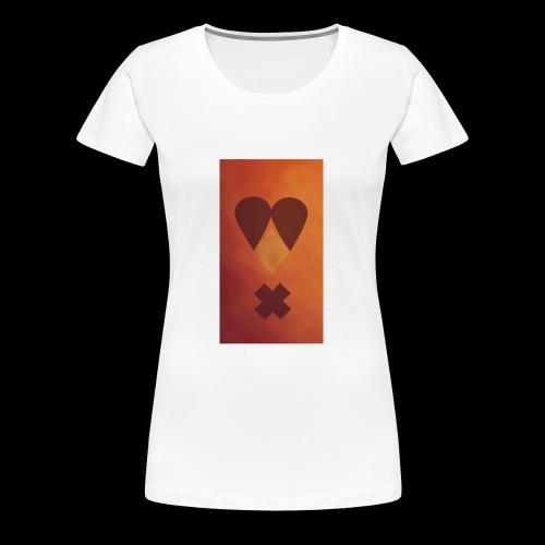Sehnsucht - Frauen Premium T-Shirt