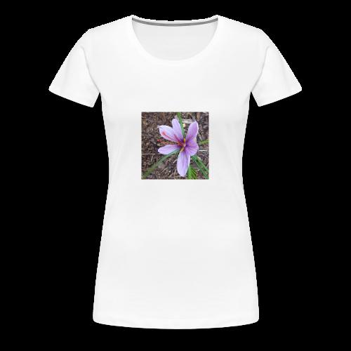 Safran - T-shirt Premium Femme