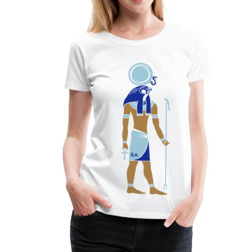 RA God of Egypt - Frauen Premium T-Shirt