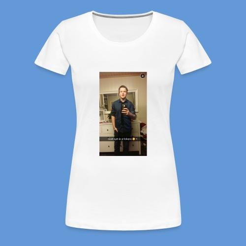 Thekrek- LeTryhardgunvar - Premium T-skjorte for kvinner