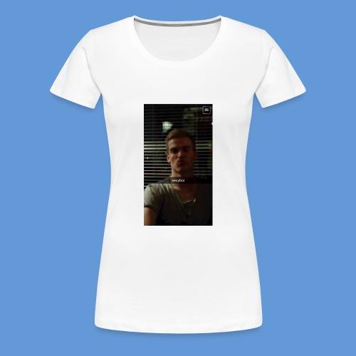 Thekrek- Lekrekdrunk - Premium T-skjorte for kvinner