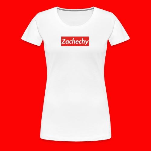 Zachechy RED - Frauen Premium T-Shirt