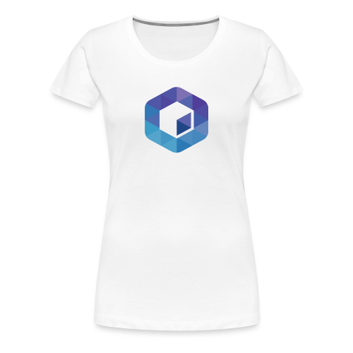 Neblio - Next Gen Enterprise Blockchain Solution - Women's Premium T-Shirt