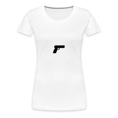 geweer_318-1424-jpg - Vrouwen Premium T-shirt