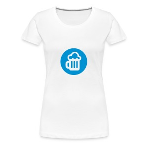 #internettdager-t-skjorte kvinne - Premium T-skjorte for kvinner