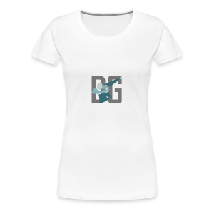Original Dabsta Gangstas design - Women's Premium T-Shirt