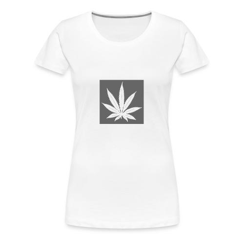 Cannabis - T-shirt Premium Femme