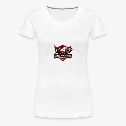 Teamlogo - Frauen Premium T-Shirt