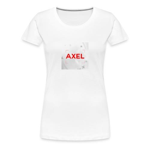 Youtube Logo - Vrouwen Premium T-shirt