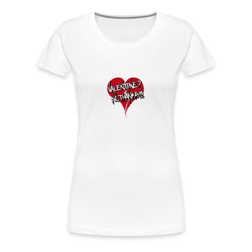 Bad Valentine - T-shirt Premium Femme