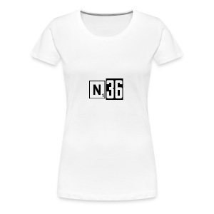 n36_kk - Vrouwen Premium T-shirt