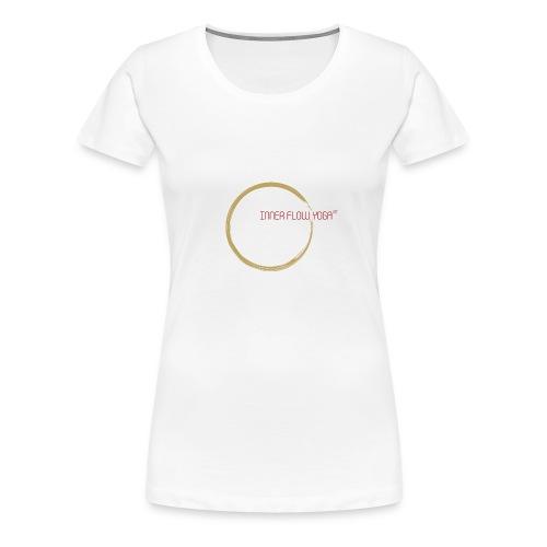 Inner Flow Yoga - Frauen Premium T-Shirt