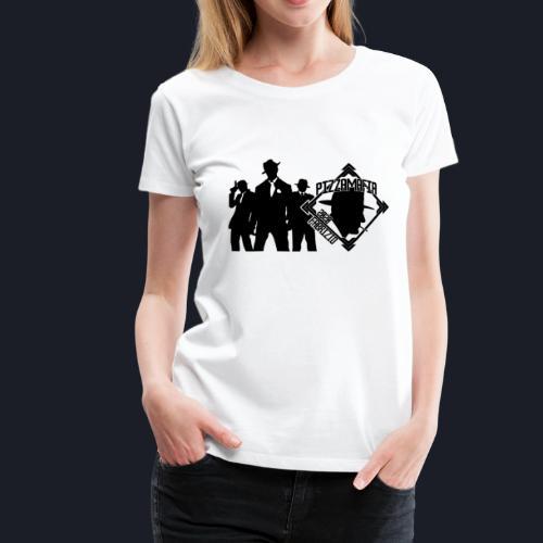 PizzaMafia - Frauen Premium T-Shirt