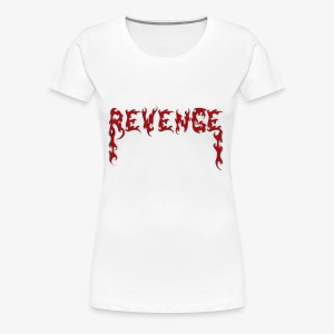 REVENGE LIMITED EDITION - Premium-T-shirt dam