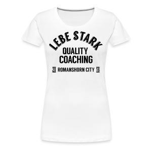 ROMANSHORN CITY Collection - Frauen Premium T-Shirt