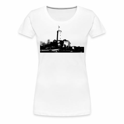Sparrenburg Bielefeld - Frauen Premium T-Shirt