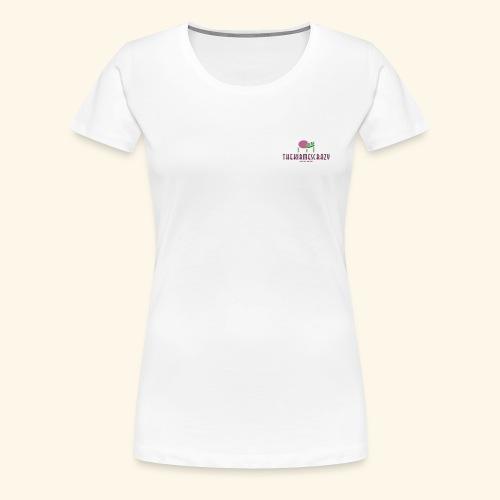 Logo klein - Frauen Premium T-Shirt
