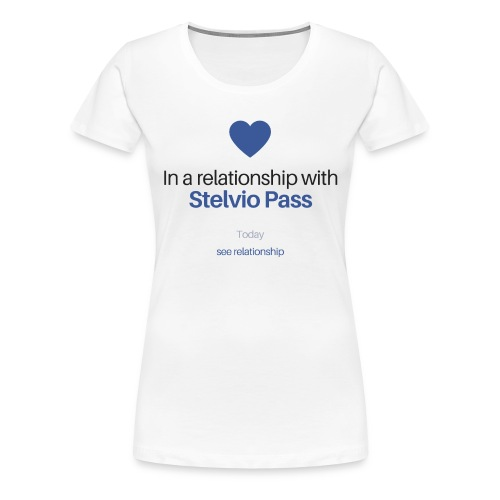 RELATIONSHIP - Women's Premium T-Shirt