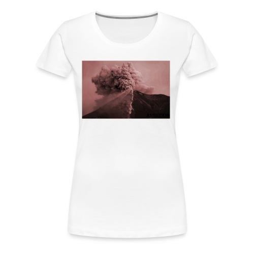 AMBITION AM_3 - T-shirt Premium Femme