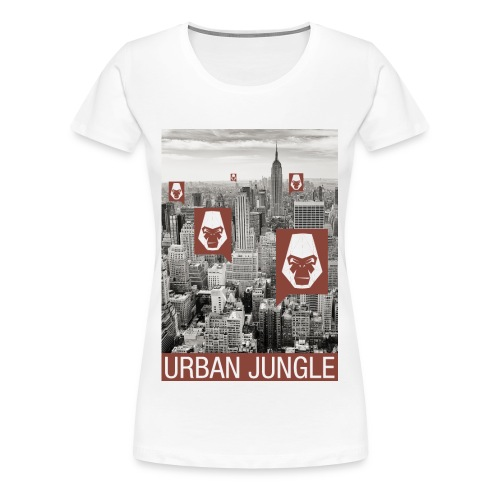 Urban Jungle UG - Women's Premium T-Shirt
