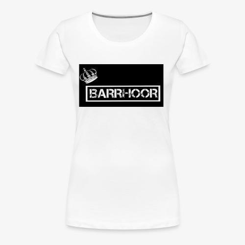 BARRHOOR - Vrouwen Premium T-shirt