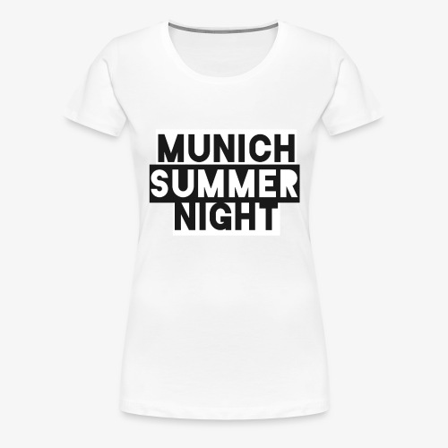 MSN - Frauen Premium T-Shirt