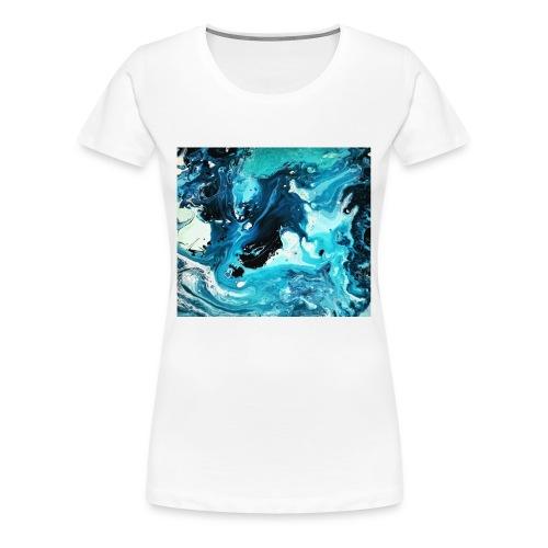 Ocean - Frauen Premium T-Shirt