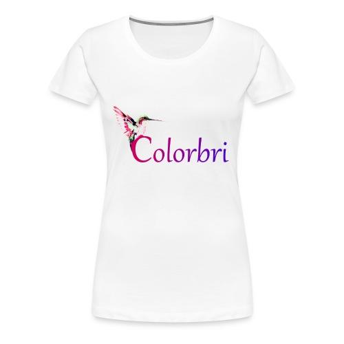 Colorbri - Frauen Premium T-Shirt