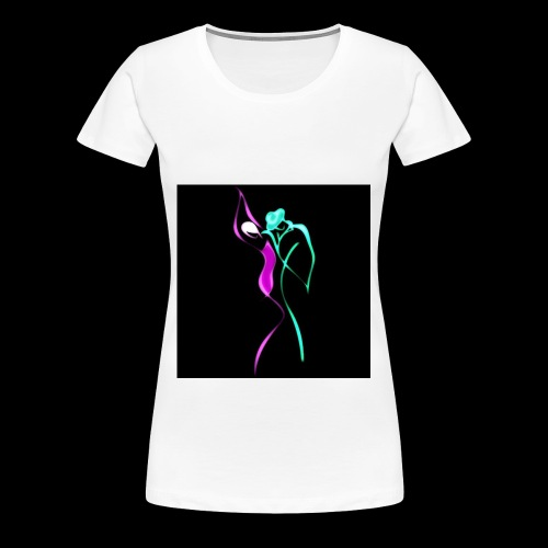 couple - Women's Premium T-Shirt