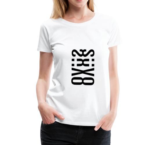 Leipzig Südvorstadt SüVo - Frauen Premium T-Shirt