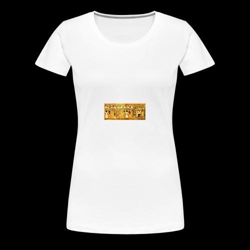 El libro de la muerte - Camiseta premium mujer