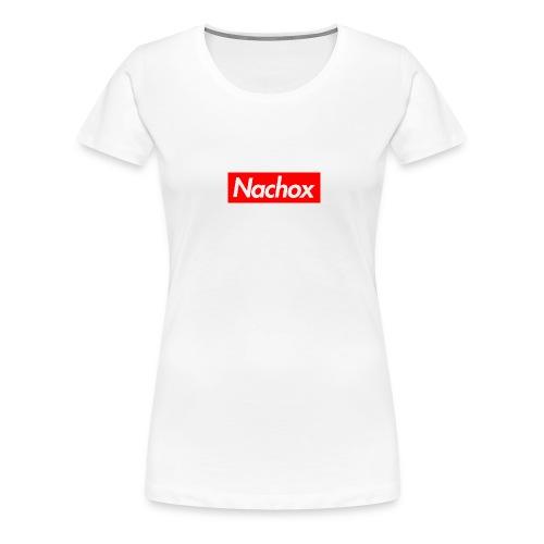 Nachox - Premium-T-shirt dam