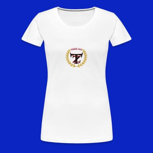 TerrorZille - Frauen Premium T-Shirt