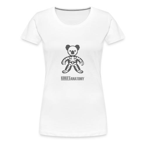 anatomie Koko - T-shirt Premium Femme