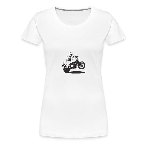 Wheelieking - Frauen Premium T-Shirt