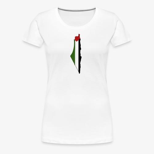 Palestine - T-shirt Premium Femme