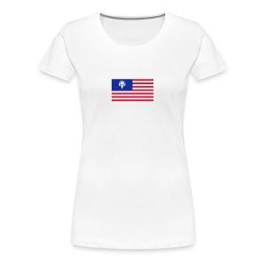 Music USA - Women's Premium T-Shirt