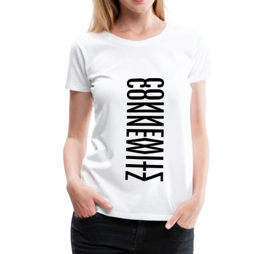 Leipzig Connewitz 04277 04279 Leipziger Geschenk - Frauen Premium T-Shirt