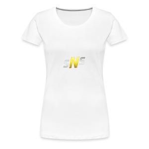 SkillNshoot Women's Premium Hoodie - Women's Premium T-Shirt