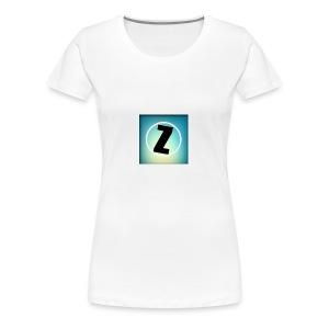 ZharkJr's webbshop - Premium-T-shirt dam