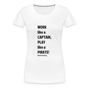 BTTG_ Drink - Women's Premium T-Shirt