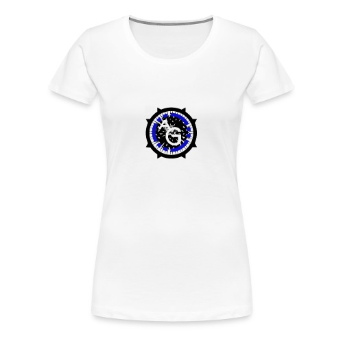 Amaranth Gaming Mouse Mat - Women's Premium T-Shirt