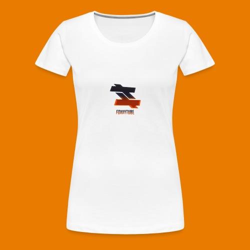 FoxxyTube lPhone 6 / 6s Case - Women's Premium T-Shirt